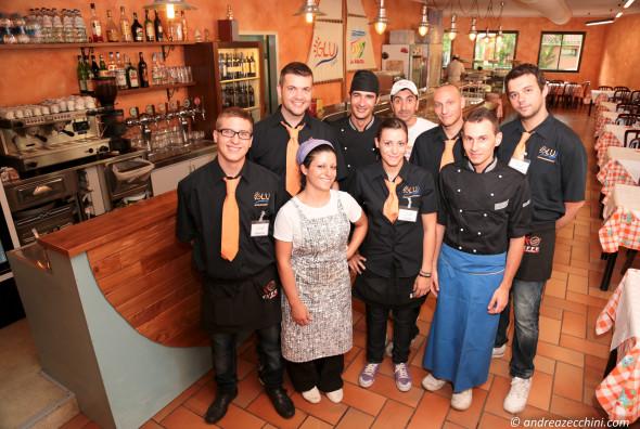 Aperte le selezioni per il personale del GLU Café – Estate 2015